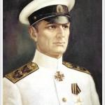 Вице-адмирал А.В. Колчак (19 сентября — 4 ноября 1918 г.)