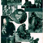 """Кадры из фильма """"Тунгус с Хэнычара"""". Каталог """"Film Produktion der UdSSR"""", изданный торгпредством СССР в Германии в 1930 году. В США и Англии фильм """"Тунгус с Хэнычара"""" был в прокате под заголовком """"Law of the Siberian Taiga"""", в Германии - """"Das Gesetz der Taiga""""."""