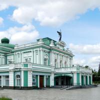 Театральная жизнь в Сибири