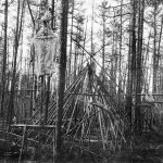 «Локогор» у шаманского чума