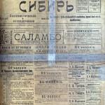 Большевики в представлении «демократической контрреволюции» Сибири  (июнь — ноябрь 1918 г.)