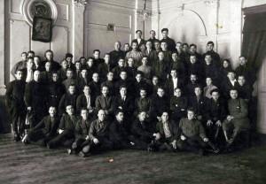 Совещание партактива Барнаульской организации ВКП(б) с участием И.В. Сталина, 22 января 1928 г.