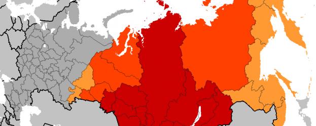 Азиатская часть России