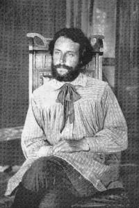 И.М.Суслов в 1926 г.