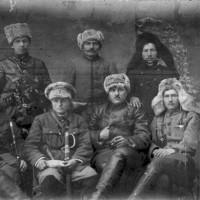 Сибирские партизаны (источник фотографии: http://www.novonikolaevsk.com/glava5.htm)
