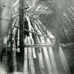 Мост из тайменей в дарпэ шаманского чума, ККМ 4460-5