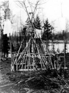 Модель шаманского чума, ККМ 4660-10