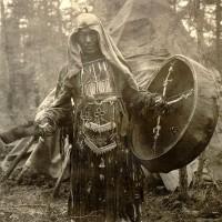 Эвенкийский шаман, ККМ 4457-154