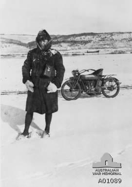 Капитан Лэтчфорд в Иркутске