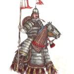 Защитное вооружение кочевников Центральной Азии и Южной Сибири в период позднего средневековья