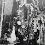 Камлание на весеннем празднике Иконипко (ЦГАЛИ СПб. Ф. 168 Оп. 1 Д. 12 Л. 88)