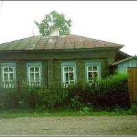 Дом КалининойА.И.построен в нач.XXвека, с.Калмыцкие Мысы.