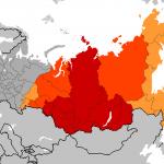 Квопросу отипологии азиатских границ России