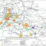 Крупнейшие города Юго-Западной Сибири и Восточного Урала (1990 - 2000-е гг.)