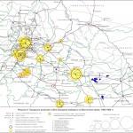 Городское развитие в Юго-Западной Сибири и на Восточном Урале (1960-1990 гг.)
