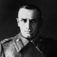Адмирал А.В. Колчак перед расстрелом