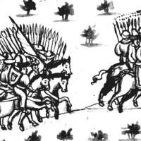 Побег Кучума из Искера