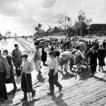 Беженцы во время Великой Отечественной войны
