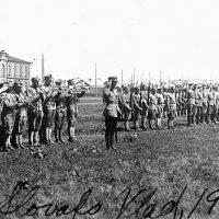 Чехословацкий корпус во Владивостоке. 1918 г.